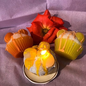 Handmade Galore - candles